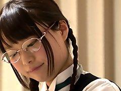 Horny Japanese slut in Best Teens, HD JAV clip